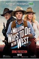 Million Ways to Die in the West