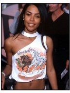 "Aaliyah at the ""Me, Myself and Irene"" Premiere"