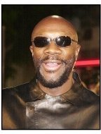 "Isaac Hayes at ""The Last Samurai"" premiere"