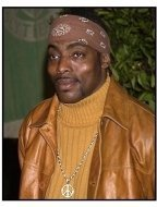 Harry Potter And The Chamber of Secrets LA Premiere: Coolio