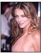 Elizabeth Hurley at the Bedazzled premiere