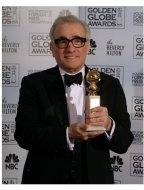 64th Annual Golden Globes Awards Backstage: Martin Scorsese
