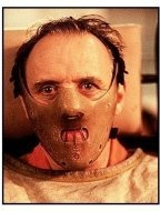 """Silence of the Lambs"" Movie Still: Anthony Hopkins"