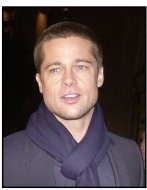 """Brad Pitt at the """"Along Came Polly"""" Premiere"""