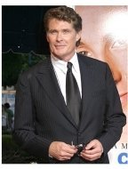 Click Premiere Photos:  David Hasselhoff