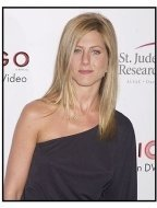 "Jennifer Aniston at the 2nd Annual ""Runway for Life"" Celebrity Fashion Show"