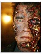 """Terminator 3: Rise of the Machines"" Movie Still: Arnold Schwarzenegger"