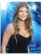 Poseidon Premiere Photos:  Stacy Ferguson, Fergie of the Black Eyed Peas
