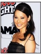 "Lucy Liu at the ""Kill Bill Vol. 1"" premiere"