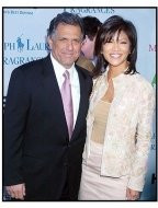 "Les Moonves and Julie Chen at the NRDC's ""Earth to L.A.!-The Greatest Show on Earth"" Benefit"