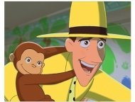 Curious George Movie Stills: Will Ferrell
