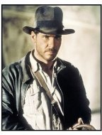 """Raiders of the Lost Ark"" Movie Still: Harrison Ford"