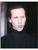 Sleepy Hollow premiere: Marilyn Manson at the Sleepy Hollow premiere