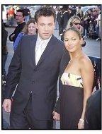 "Ben Affleck and Jennifer Lopez at the ""Daredevil"" Premiere"