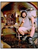 The Lord of the Rings:The Fellowship of the Ring movie still: Director, Writer and Producer of Lord of the Rings Peter Jackson