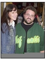 """Kevin Smith at the premiere of """"The Hulk"""""""
