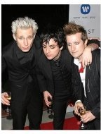 Warner Music Group's Post Grammy Party: Green Day