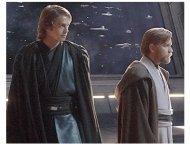 Star Wars: Episode III-Revenge of the Sith Movie Stills: Hayden Christensen and Ewan McGregor