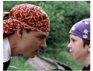 Finding Neverland Movie Stills: Johnny Depp and Freddie Highmore