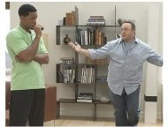 Will Smith and Kevin James star in Sony Pictures Entertainment's 'Hitch'