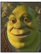 Shrek movie still: Shrek