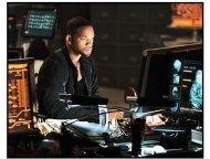 """""""I, Robot"""" Movie Still: Will Smith"""