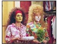 """Connie and Carla"" Movie Still: Nia Vardalos and Toni Collette"