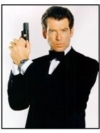 Bond Men: Pierce Brosnan