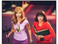 """""""Scooby Doo 2: Monsters Unleashed"""" Movie still: Sarah Michelle Gellar and  Linda Cardellini"""
