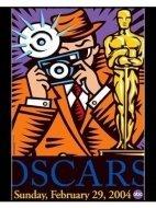 2004 Oscars Poster