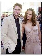 """Jennifer Garner and Scott Foley at the """"Daredevil"""" premiere"""