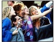 The Banger Sisters movie still: Erika Christensen, Robin Thomas, Susan Sarandon, Eva Amurri and Goldie Hawn