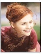 Spider-Man movie still: Kirsten Dunst as Mary Jane Watson in Spider-Man