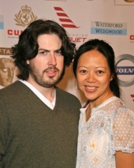 Jason Reitman and Michele Lee