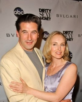 William Baldwin and Chynna Phillips