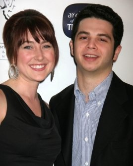 Marcy Kelly and Samm Levine