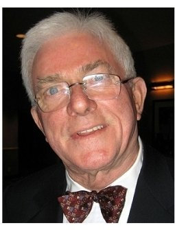 Phil Donahue at the GLAAD Awards in NYC