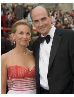 """Academy Award performer James Taylor and wife Caroline """"Kim"""" Smedvig arrive at the 79th Annual Academy Awards at the Kodak Theatre in"""