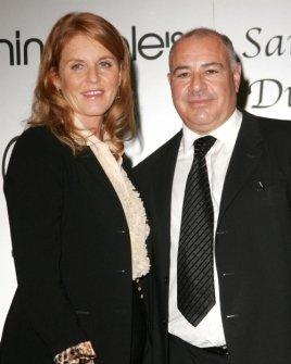 Sarah Ferguson and Neil Koppel