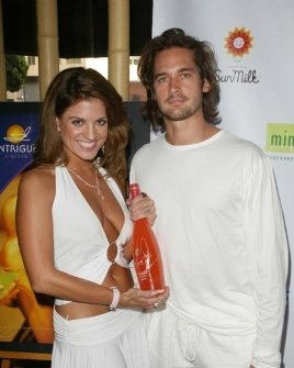 Bridgetta Tomarchio and Will Kemp