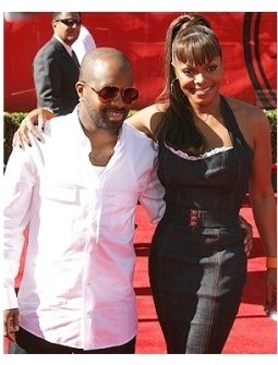Jermaine Dupri and Janet Jackson