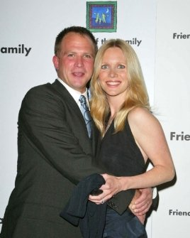 Lauralee Bell and husband Scott