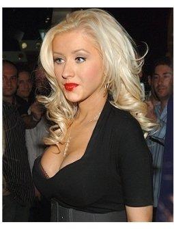Maxim 100th Issue Party Photos:  Christina Aguilera