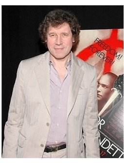 V for Vendetta Premiere Photos: Stephen Rea