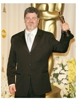 78th Annual Academy Awards Press Room Photos:  Gustavo Santaolalla