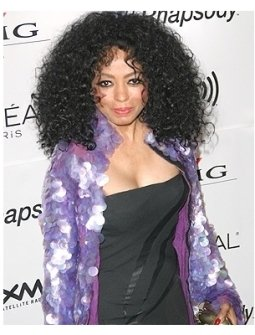 2006 Pre-Grammy Party Photos: Diana Ross