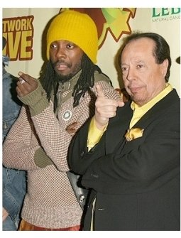 The Peapod Concert Photos: Wil.I.Am and Sergio Mendes