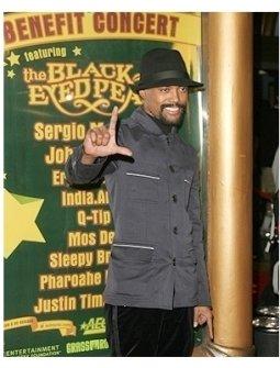 The Peapod Concert Photos: Apl.de.Ap of Black Eyed Peas