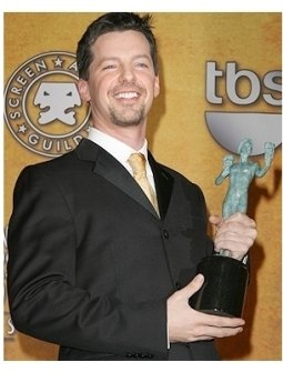 2006 SAG Awards Press Room: Sean Hayes