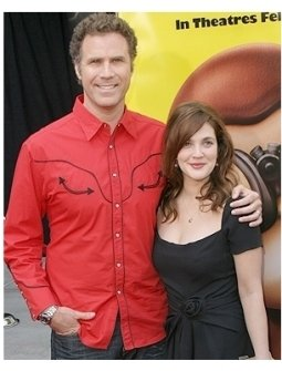 Curious George Premiere Photos: Will Ferrell and Drew Barrymore